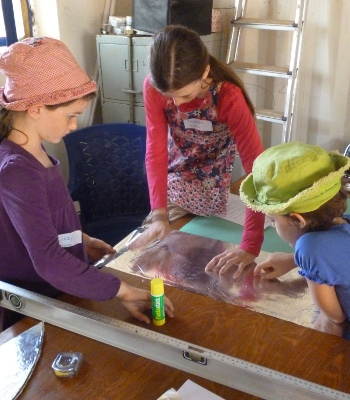 Solar cooker workshop